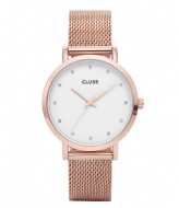 CLUSE Pavane rose gold plated color stones (CL18303)